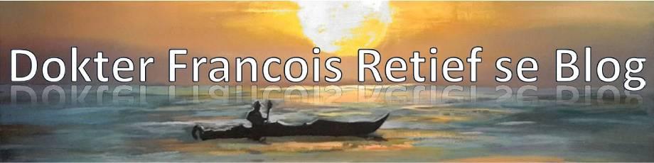 Dokter Francois Retief se Blog